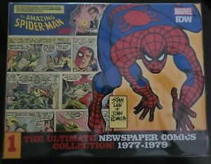 Amazing Spider-Man The Ultimate Newspaper Comics Collection HC vol. 1 IDW/Marvel
