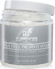 Tea Tree Bath Salt Foot SoakKills Bacteria Healing Aromatherapy Bath