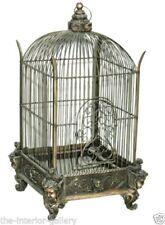 Conservatory Bird Cage Bronze - Bird Cage - Victorian Bird Cage - Bronze