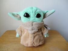 Star Wars The Mandalorian The Child Baby Yoda Plush Mattel