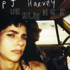 PJ Harvey, P.J. Harvey - Uh Huh Her [New CD] Germany - Import