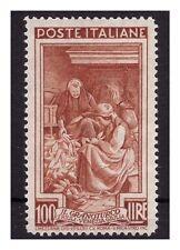 ITALIA 1950 - ITALIA AL LAVORO Lire 100  NUOVO **