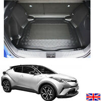 Toyota CH-R 2017+ LDPE boot tray rubber load liner mat bumper protector