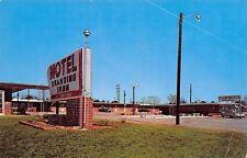 Troy Alabama~Branding Iron Motel~1967 Postcard