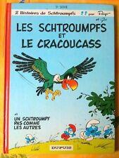 BD Les Schtroumpfs et le Cracoucass  (aprés 1982)