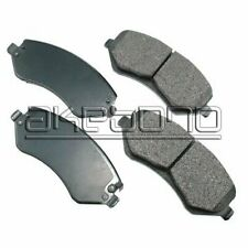 Akebono Performance Ultra-Premium Ceramic Disc Brake Pads ASP856