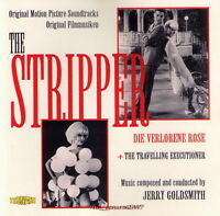 The Stripper/The Travelling Executioner - OST [2001] | Jerry Goldsmith | CD