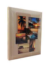 Photo Album fotografico Free rilegato a tasche 10x15 per 300 foto con memo