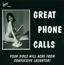 Neil Hamburger - Great Phone Calls [CD]