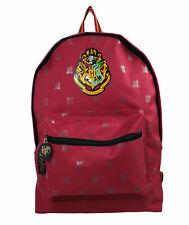 Harry Potter Hogwarts Roxy Borgoña Mochila Escolar Bolsa Mochila Niños para Niños