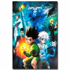 136931 Hunter X Hunter Anime HXH Decor Wall Print Poster UK