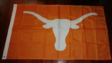 Texas Longhorns 3x5 Flag. US seller. Free shipping in the US