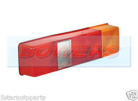 FORD TRANSIT TIPPER PICKUP LUTON FLATBED TRUCK BOX VAN REAR TAIL LAMP LIGHT LENS
