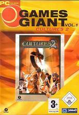 Cultures 2-PC stratégie empire jeu de construction-NEUF