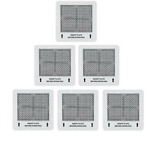 6 OZONE PLATES FOR NATURES AIR 2 PURIFIER LIGHTNING