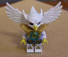 LEGO Legends of Chima-ewar personaggio Uccelli Bianco con ali e maschera Bird Nuovo