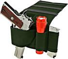 Explorer Tactical Gun Holster for Belt, Bed Mattress car auto Desk Home Office u