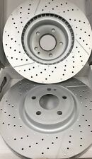 Genuine Mercedes-Benz W176 A45 AMG A Class Front Brake Discs And Pads Set