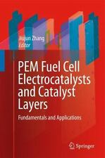 PEM Fuel Cell Electrocatalysts and Catalyst Layers : Fundamentals and...
