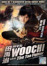 Woochi / Jeon Woo-chi: The Taoist Wizard Korean Movie DVD English Sub Region 0