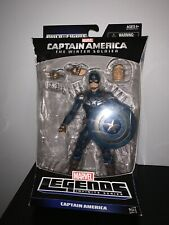 Captain America Marvel Legends Winter Soldier RARE 2014 Figure