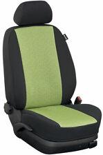 Renault Master bis 2010 Maß Sitzbezüge Vordersitze 3-Sitzer: Greenpoint/schwar
