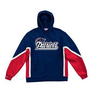 Mitchell & Ness Final Seconds Fleece Hoody New England Patriots