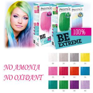 Prestige BE EXTREME Semi-Permanent Hair Toner NO AMMONIA NO OXIDANT 100ml