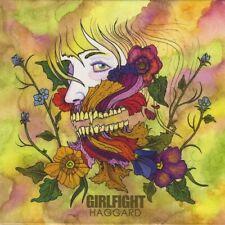 Girlfight Haggard Audio Cd