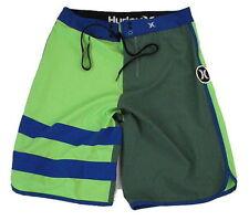 NEW Hurley Men's Phantom Block Party Board shorts Sz 30 GY-3