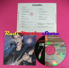 CD AMERICA DEL ROCK 7 compilation PROMO 94 LOU REED IGGY POP MC5 (C16*)*no mc lp