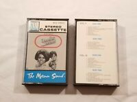 "Diana Ross & The Supremes ""Anthology"" Vol. 1 & 2 Cassettes 1974, Motown"