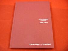 ASTON MARTIN NEWPORT PAGNELL CELEBRATION BOOK DB4 DB5 DB6 DBS