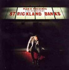 PLAN B (UK) - THE DEFAMATION OF STRICKLAND BANKS NEW CD