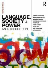 Language, Society and Power : An Introduction by Berit Engøy Henriksen,...