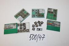 Widia Wendeschneidplatten TTM SDEX 160510 ca. 44 Stk. im Set Nr. 500/47