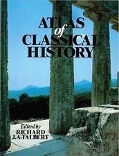 Atlas of Classical History, Talbert, Richard J.A., Very Good Book