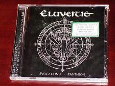 Eluveitie: Evocation II - Pantheon CD 2017 Nuclear Blast Recs USA NB 3860-2 NEW
