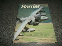 Book. Aviation. Harrier. Tim Mclelland. Warplane Military Aircraft History Tech