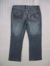 Womens Buffalo Jeans Size 26 Cutoffs Could be to Capris Time-X Play (29x27) Play