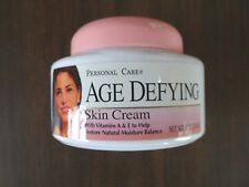 New  - Personal Care AGE DEFYING Skin Cream - 8 OZ  Exp. 3/2017