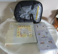 3 Items Lot Sale Baby Book / Head rest / Babysitter book