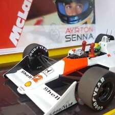 Minichamps McLaren MP4/4 Honda 1988 Ayrton Senna Limited edition 1/18 Suzuka !!
