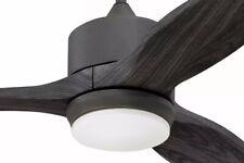 "Craftmade Mobi Mobi 60"" 3 Blade Indoor / Outdoor Ceiling Fan - - Aged Galvanized"