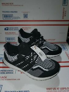 adidas UltraBoost Ultra Boost 4.0 DNA Men's Black White Oreo G58431 Size 5 6.5W