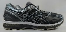 Asics Gel Nimbus 19 Size US 14 M (D) EU 49 Men's Running Shoes Silver Gray T700N