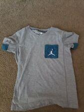 Jordan Boy's Youth Size Small Graphic Elephant Print Shirt