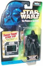Star Wars Power of The Force Green Card Darth Vader Action Figure