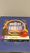 The Moment Of Truth Lie Detector Game Fun ADULT Party Game Survive the Truth