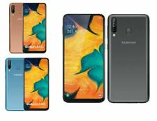 "Samsung Galaxy A40s A3050 Dual Sim 64GB 6GB 6.4"" 13MP/16MP 5000mAh By FedEx"